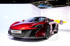 Mclaren 650s Royalty Free Stock Photos