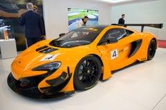 McLaren 650S GT3 Stock Photography