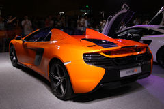 The Mclaren 650S Stock Images