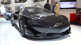 McLaren 570S sports car stock video