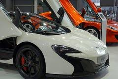 Mclaren  650s super car Stock Photo
