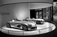 Mclaren SLR Stirling Moss Stock Photos