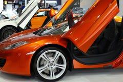 Mclaren  super car Stock Image