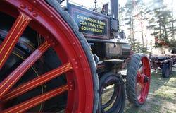 McLaren Traction Engine (5) Royalty Free Stock Photo