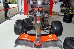 McLaren Vodafone Mercedes Stock Afbeeldingen