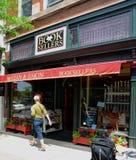 McLean & Eakin Booksellers in Petoskey, MI Royalty Free Stock Images