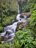 McLean Falls (Catlins Forest Park New Zealand) Stock Images
