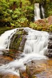 Mclean Falls, New Zealand Stock Images