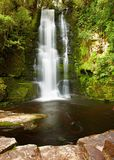 Mclean Falls, New Zealand Royalty Free Stock Photos