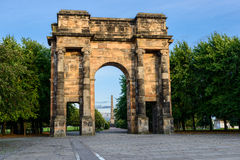 McLennan Arch, Glasgow Stock Photo