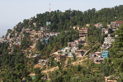 McLeod Ganj Royalty Free Stock Photography