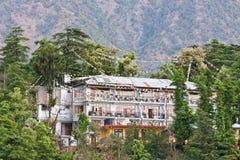 Mcleod Ganj Himachal Pradesh стоковое фото