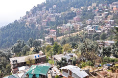 McLeod Ganj, India Royalty Free Stock Photography
