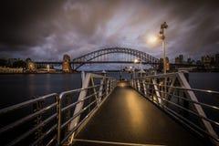 McMahons punkt Sydney Obrazy Royalty Free