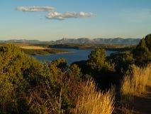 McPhee Reservoir Stock Photography