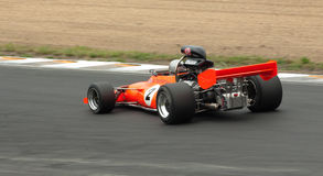 McRae GM1 F5000 race car Stock Image