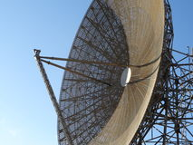 Microwave radar antenna Stock Image