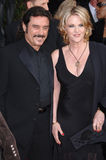 McShane, Ian. IAN McSHANE & wife at the 12th Annual Screen Actors Guild Awards at the Shrine Auditorium, Los Angeles. January 29, 2006  Los Angeles, CA.  2006 Royalty Free Stock Images