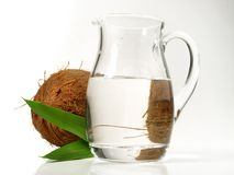 MCT Oil - Healthy Nutrition stock photography