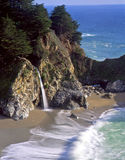 McWay Falls 1 Stock Photography