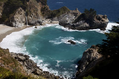 McWay Falls Royalty Free Stock Photo