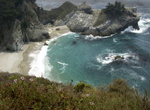 McWay Falls Big Sur California Stock Photos