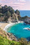 McWay Falls Big Sur California Royalty Free Stock Image