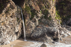 McWay Falls Big Sur Royalty Free Stock Images