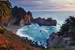 McWay Falls at Julia Pfeiffer Burns State Park Big Stock Photos