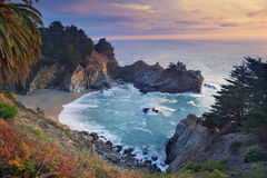 McWay Falls. Stock Image