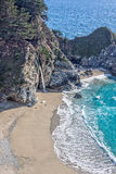 McWay Falls Landscape Stock Image