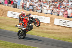 McWilliams KTM Stock Photography
