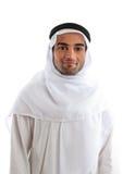 mężczyzna arabski wschodni środek Obrazy Royalty Free