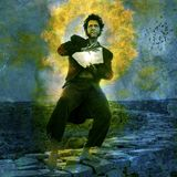 mężczyzna mistyczny Obraz Royalty Free