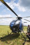 MD 530F de Hughes del helicóptero Imagenes de archivo