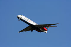 MD-80 12GO airline Stock Photos