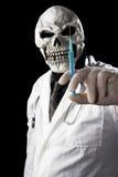 MD de la muerte Imagen de archivo libre de regalías