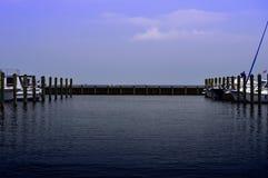 MD della spiaggia del Chesapeake fotografia stock libera da diritti