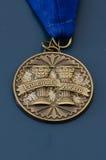 Médaille de la récompense du principal Photographie stock