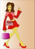 Mädchen Lizenzfreie Stockbilder