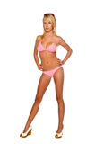 Mädchen im Bikini Lizenzfreie Stockbilder