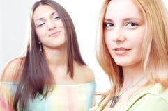 Mädchenspaß Lizenzfreies Stockfoto