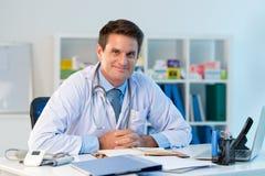 Médecin généraliste Image libre de droits