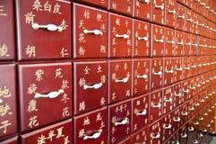 Médecine de chinois traditionnel Images stock