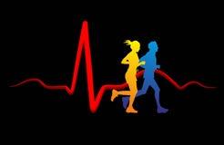 Médecine de coeur Photo libre de droits