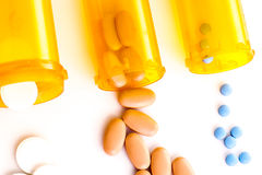 Médecine de pilule Photo libre de droits