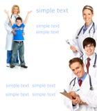 Médecins Image libre de droits
