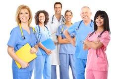 Médecins Photos stock