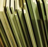 Mdf planks texture Royalty Free Stock Photos