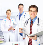 Médicos Foto de Stock Royalty Free